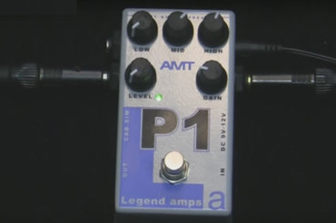 AMT P1 (5150) Preamp