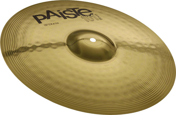 Paiste 101 Brass Crash 16'' image