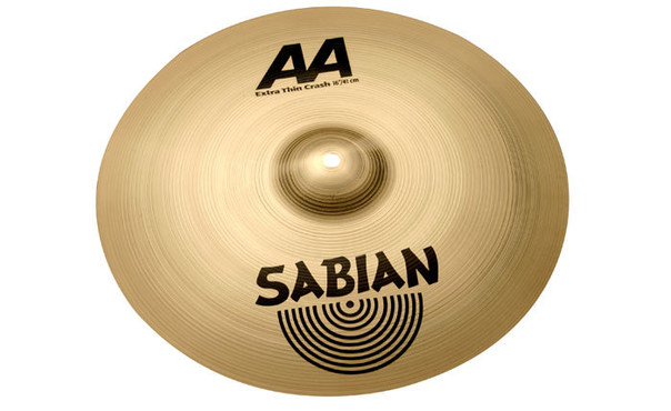 Sabian AA Extra Thin Crash 16'' 21636B image