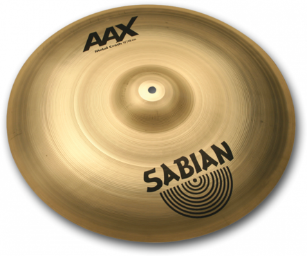 Sabian AAX Metal Crash 16'' 21609XB image