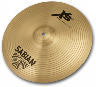 Sabian XS20 Medium Thin Crash 18'' XS1807B image