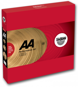 Sabian AA Performance Set 25005-NB image