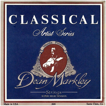 Dean Markley Classical Artist 2826 Super High Tension (28-45) image