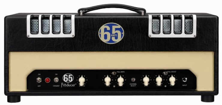 65AMPS Producer Head 6L Blue image