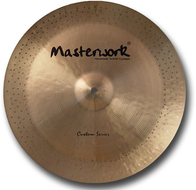 Masterwork Custom China 8'' C8CH image