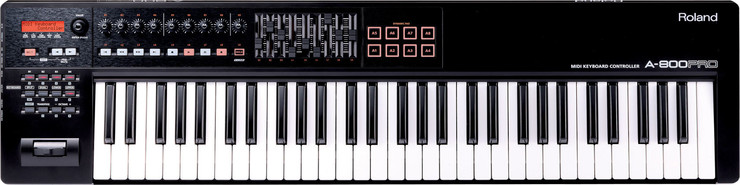 Roland A-800PRO-R MIDI Keyboard Controller image