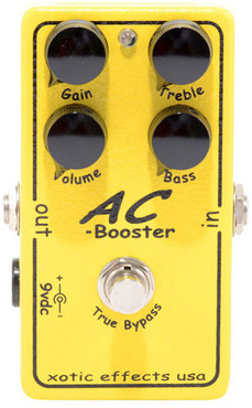Xotic AC Booster image