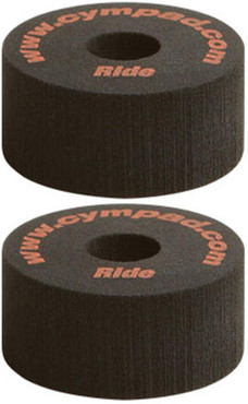 Ahead Cympad Optimizer 40x18mm Ride Set image