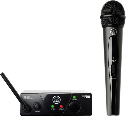 AKG WMS40 Mini Vocal Set US45C image