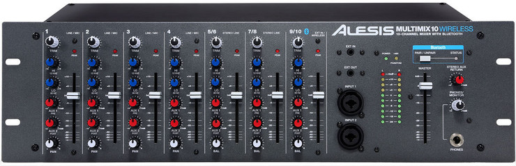 Alesis MultiMix 10 Wireless image