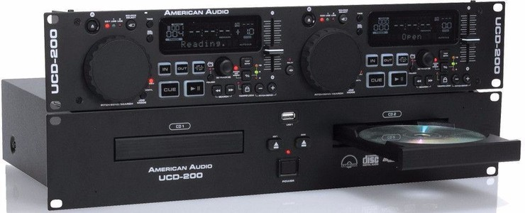 American Audio UCD200 image