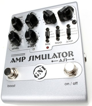 GNI AS1 Amp Simulator image