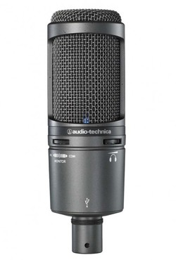 Audio-Technica AT2020 USB Plus image