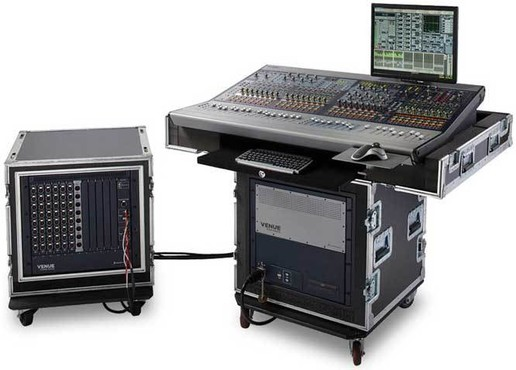 Avid Venue Profile HD Native Thunderbolt 64 image