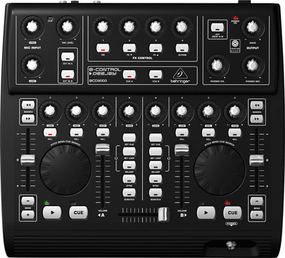 Behringer B-Control Deejay BCD3000 image