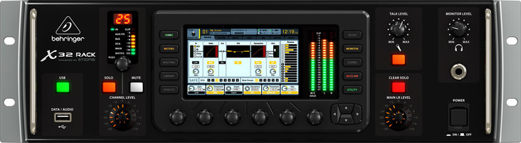 Behringer Digital Mixer X32 RACK image