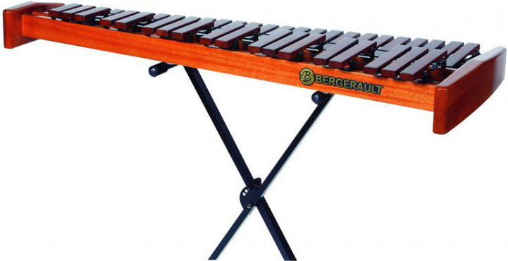 Bergerault XPTR35 Xylophone Table Top Performer image