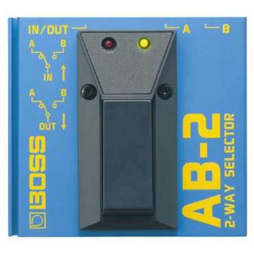 Boss AB-2 2-Way Selector image
