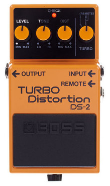 Boss DS-2 Turbo Distortion image