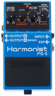 Boss PS-6 Harmonist image
