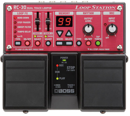 Boss RC-30 Loop Station image