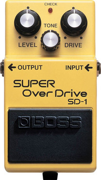 Boss SD-1 Super OverDrive image