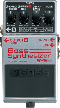 Boss SYB-5 Bass Synthesizer image