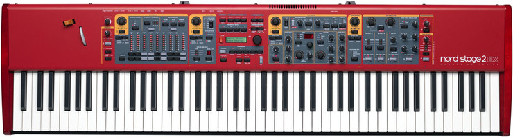 Nord Stage 2 EX 88 image