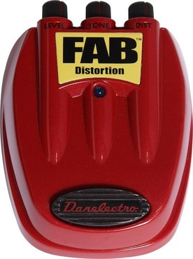 Danelectro D1 Fab Distortion image