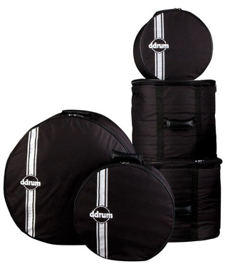 DDrum Drum Case Pack Punx Set image