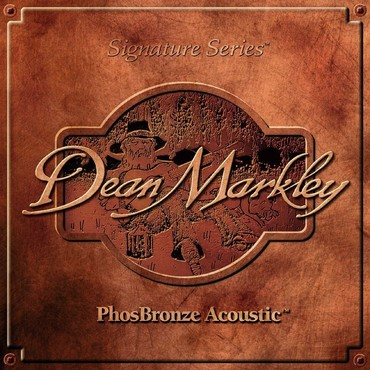 Dean Markley Acoustic PhosBronze 2065A CL (12-54) image