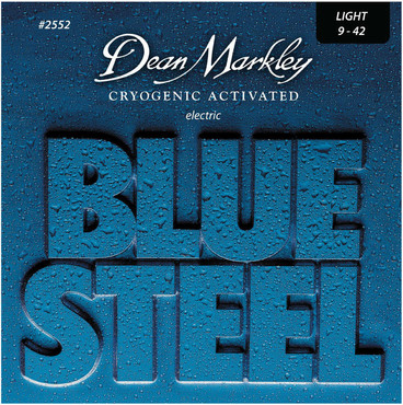 Dean Markley Blue Steel 2552 LT (9-42) image