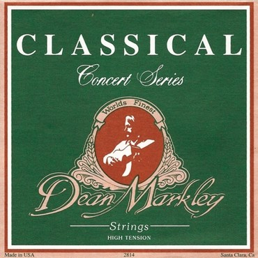 Dean Markley Classical Concert 2812 Standard Tension (28-42) image