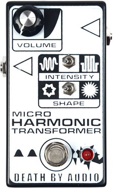 Death by Audio Micro Harmonic Transformer image