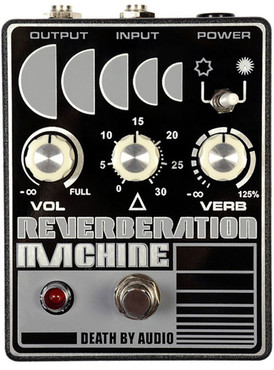 Death by Audio Reverberation Machine image