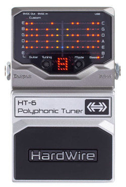 Digitech HT-6 Polyphonic Tuner image