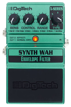 Digitech XSW Synth Wah image