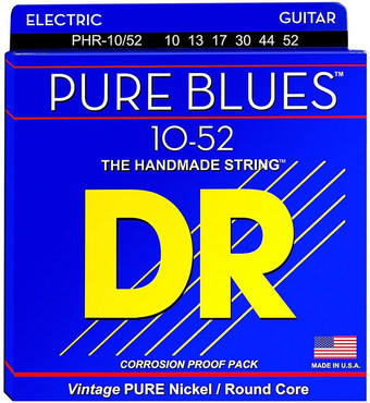 DR Pure Blues PHR-10/52 Big-n-Heavy (10-52) image