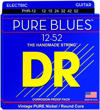 DR Pure Blues PHR-12 Extra Heavy (12-52) image