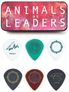 Dunlop AALPT01 Animals as Leaders Pick Tin image