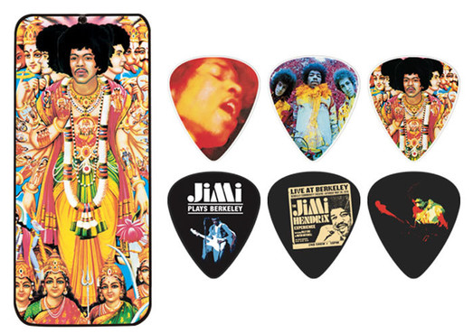 Dunlop JHPT24 Jimi Hendrix Collector Heavy image