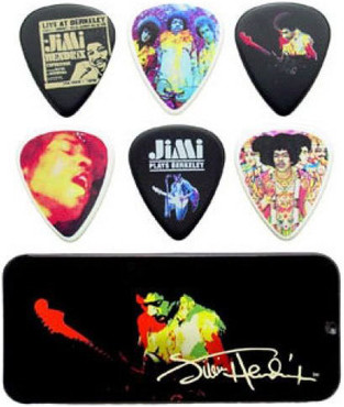 Dunlop JH-PT04H Jimi Hendrix Band Of Gypsys Heavy image