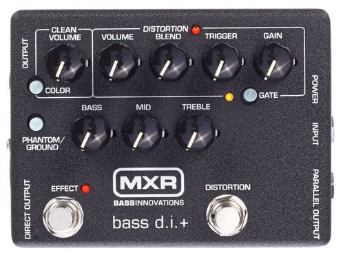 MXR M80 Bass D.I. Plus image