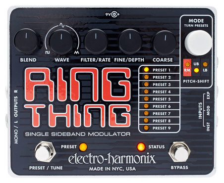 Electro-Harmonix Ring Thing image