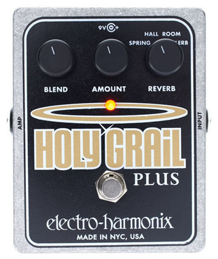 Electro-Harmonix Holy Grail Plus image