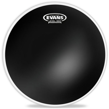 Evans Black Chrome TT14CHR image
