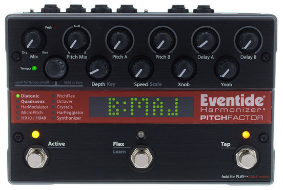 Eventide PitchFactor image
