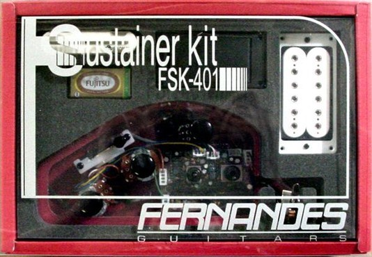 Fernandes Sustainer Kit FSK-401WH image