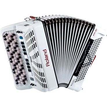 Roland FR-3XB WH V-Accordion image