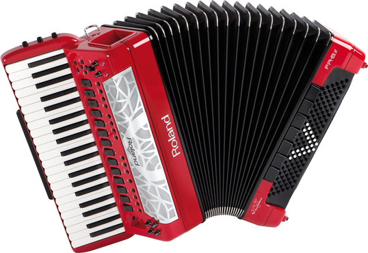 Roland FR-8x RD V-Accordion image